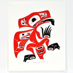 Isaac Tait - Raven Spirits - Prints