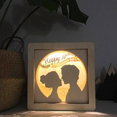 Night lights marquee letter letter light growth chart by Bukvamd Marquee Letters, Light Letters, Shadow Box, Diy Wedding Gifts, Diy Gifts, Deer Decor, Dinosaur Gifts, Valentine Box, Favors