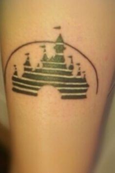 Disney castle tattoo | Really cool tattoos I will never have | Pinter ... I Tattoo, Cool Tattoos, Random Tattoos, Disney Castle Tattoo, Jewelry Tattoo, Disney Tattoos, Body Mods, Deathly Hallows Tattoo, Body Art