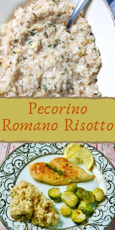 Gluten Free Sides Dishes, Healthy Side Dishes, Healthy Drinks, Healthy Recipes, Healthy Eats, How To Make Risotto, Lemon Garlic Chicken, Create A Recipe, Nutritious Meals
