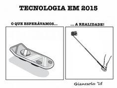 Tecnologia em 2015