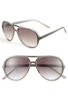 Halogen® Aviator Sunglasses | Nordstrom