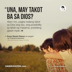 Quotable Quotes, Bible Quotes, Tagalog Quotes, Faith In God, Wise Words, Sayings, Places, Lyrics, Word Of Wisdom