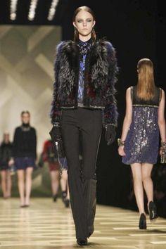 Milan Womenswear A/W 2013   Roberto Cavalli