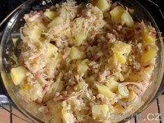 Tento recept potěší každého milovníka krup a obohatí váš jídelníček. Slovakian Food, Polenta, Ham, Potato Salad, Macaroni And Cheese, Healthy Living, Potatoes, Healthy Recipes, Meals