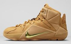 "Nike LeBron 12 EXT ""Wheat"" (First Look Preview)"