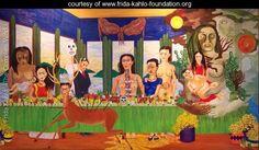 The Last Supper - Frida Kahlo - www.frida-kahlo-foundation.org