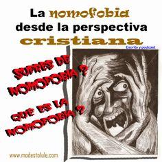 P. Modesto Lule: La nomofobia desde la perspectiva cristiana