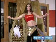 Beginner Belly Dancing Lessons : Figure Eight in Belly Dancing