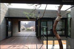 매송헌 마당/방철린 Maesong-heon  Residence desgned by Bang, Chulrin / Architect Group CAAN