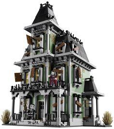 Lego Haunted House Set