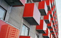 Youth Housing in Stockholm - Scheiwiller Svensson Arkitektkontor