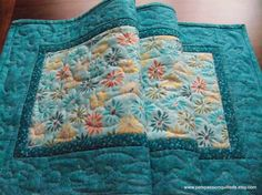 Quilted Table Runner Patchwork