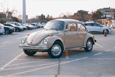 Cidade, Carro, Veículo, Vintage, Estacionamento