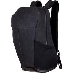Alchemy Equipment AEL006 20L Softshell Daypack | Black Slub Weave