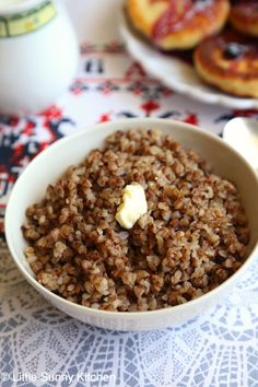 A gluten free superfood that is very popular in Russia! Coming from a Russian background, in our house we have buckwheat for breakfast quite often. In Russian we call it Grechnivaya Kasha, it is a superfood that is very good for you as 1 cup of cooked buckwheat (170 grams) contains only 155 calories, it's...Read More »