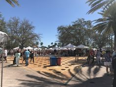 Weekly Clematis Green Market every Saturday in downtown West Palm Beach near the Water Fountains at the waterfront.