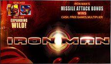 Iron Man 1 Slot Game