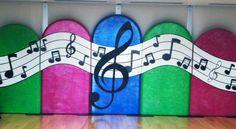 musical notes backdrop ~ #music #backdrop #eventuresinc ...