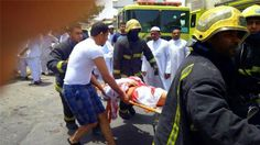 Suicide Bomber Strikes Shiite Mosque in ArabiaA suicide bomber has detonated his explosives at a Shiites mosque in eastern Saudi Arabia during Friday prayers, killing at least seven people and wounding several others, witnesses said. One witness described a huge explosion at the Imam Ali Mosque in a village in the province of Qatif, where more than 150 people were praying. An activist told the AFP news agency that at least four worshipers were killed, while a source told the Reuters news agency that there appeared to be at least 30 casualties in the attack. More recent estimates have placed the death toll higher. Pictures posted on social media purported to show the devastation, with dead bodies strewn across the floor and shattered glass covering the courtyard of the mosque. Source Aljazeera TV  Suicide Bomber Strikes Shiite Mosque in Arabia