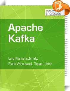 Apache Kafka    ::  In diesem shortcut geht es um Apache Kafka, den verteilten, partitionierenden und replizierenden Service für Datenströme. Kapitel 1 stellt die Konzepte vor, mithilfe derer Apache Kafka seine Funktionen zur Verfügung stellt, und erläutert deren effektive Performance. Im zweiten Kapitel geht es um die Abfrage und Verwaltung aktueller und historischer Definitionen von Datenstrukturen mithilfe von Schema Registry. In diesem Zusammenhang werden Avro-Schemas erläutert und...