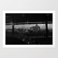 Another day Art Print by Rosa Mendez - $17.68