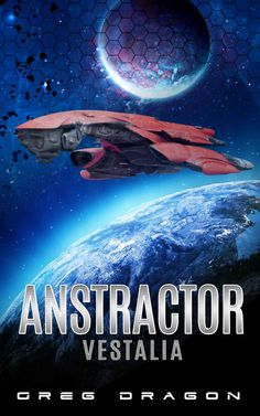 Amazon.com: Anstractor (The New Phase Book 1) eBook: Greg Dragon: Kindle Store