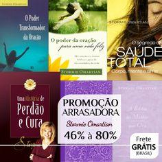 Stormie Omartian - Livros e Bíblias da autora na Promoção Arrasadora 46% à 80%
