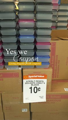HOT! -  Back To School Clearance only 10 cents At walmart!! - http://yeswecoupon.com/hot-back-to-school-clearance-only-10-cents-at-walmart/
