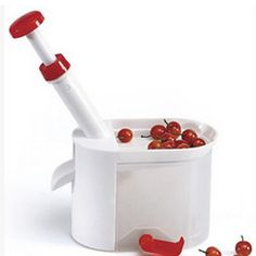 Nice Best Sale Cherry Remover Fruit Remover Kitchen Ware Kitchen Gadget Cherry Pitter #Affiliate