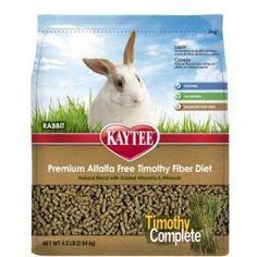 Kaytee Timothy Complete Rabbit - 6/4.5 lb.
