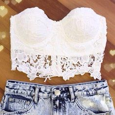 #Croptop #highwaisted ❤️❤️ want this in summer