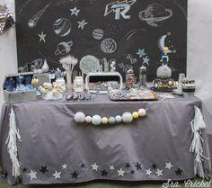 fiesta de cumpleaños galáctica by Sra. Cricket