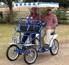 4 wheeled bicycles for adults