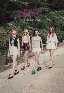 Play My Music: Nine Muses A - Muses Diary