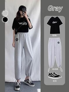 Korean Casual Outfits, Korean Outfit Street Styles, Cute Casual Outfits, Pretty Outfits, Korean Girl Fashion, Korean Street Fashion, Ulzzang Fashion, High Fashion Outfits, Girls Fashion Clothes