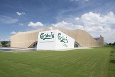 Patrick Schweitzer & Associés Architectes - Project - Carlsberg Innovation, Research and Development Center
