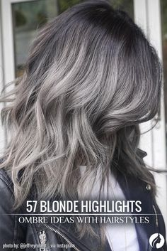 We've collected the 57 photos with cute ombre blonde hair in differend tones: ash, black, silver, white, colorful locks. Get ready to meet your new month with these amazing and totally ombre hair color! ★ See more: http://glaminati.com/ideas-for-blonde-ombre-hair/?utm_source=Pinterest&utm_medium=Social&utm_campaign=FI-ideas-for-blonde-ombre-hair