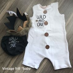 Where the Wild Things Are birthday outfit 50 918 months for entire outfit Comes with the romper smash cake outfit 35 918 months for just the romper 25 918 months. First Birthday Outfits Boy, Boys First Birthday Party Ideas, 1st Birthday Themes, Wild One Birthday Party, Baby Boy First Birthday, Boy Birthday Parties, 1st Birthday Cakes For Boys, Birthday Tutu, Cake Smash Outfit