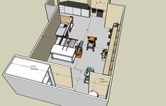 74 Best Workshop Layout Images On Pinterest Garage Workshop Plans