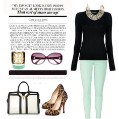 """""""preppy meets casual"""" by angela-fields on Polyvore"""