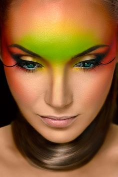 Cosmic & Colorit by Tatyana Karpenko, via Behance