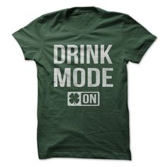 Are you excited for St.Patricks Day?! Show how drunk you will be and your excitement for the Holiday!!