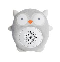 Unique Baby Shower Gift Idea -  SoundBub™ - WavHello's cute and cuddly Bluetooth speaker and baby white noise machine plays white noise or music straight from your phone and sweet messages from loved ones when you connect to their free VoiceShare app!