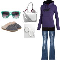 athletic, created by canadianmerl on Polyvore