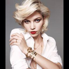 Jewelry Embellishment - Best Designer Jewelry Fashion Editorial - Harper's BAZAAR