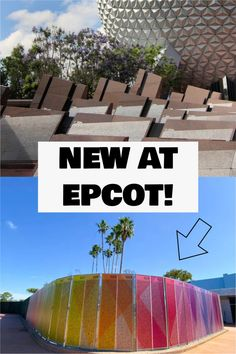 A Look back at the history and original purpose of those ugly stones in front of Spaceship Earth! Leave a Legacy images are back and colorful. 😃 #disney #epcot #disneyworld Disney World Vacation Planning, Disney Vacation Club, Walt Disney World Vacations, Disney Resorts, Disney Planning, Disney Travel, Trip Planning, Disney World News, Disney World Outfits