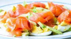 Keine Kohlenhydrate, aber jede Menge Geschmack: Dieser Salat ist No Carb at it's best!