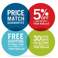 Target Is Matching Online Pricing! They will even price match 7 days after you buy the product if you find it cheaper in an ad or online!