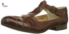 Fly London Frud, femme, Marron (Tan), Taille 35,5 (3 UK) - Chaussures fly london (*Partner-Link)